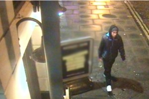 CCTV image of gay pub burns attack suspect released