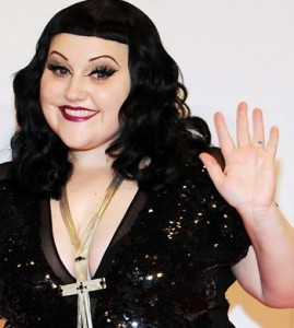 Beth Ditto to marry girlfriend