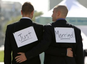 Gay foreign nationals challenge U.S. Defense of Marriage Act
