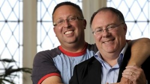Gay Australian MP flies to Spain to marry his partner
