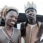 South Africa holds first traditional gay wedding