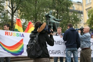 Moscow again rejects calls for gay pride