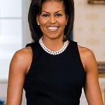 Michelle Obama confronts gay heckler