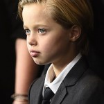 Brad and Angelina support child's decision to identify as 'John'