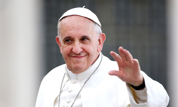 Pope Francis Compares Transgender Rights To Nuclear Arms