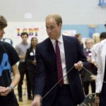 Prince William Publicly Condemns Homophobia
