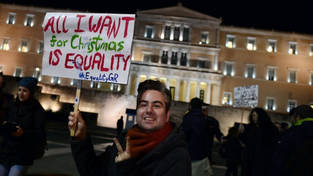 greek same-sex civil partnership