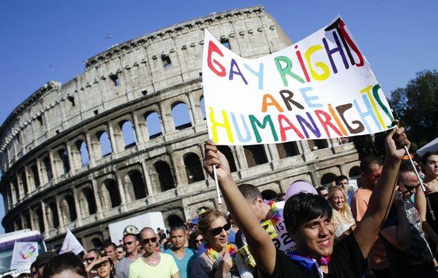 Same-sex Marriage Legislation Goes Before Italian Parliament