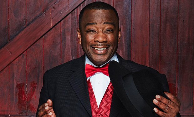Winston McKenzie Homophobic Celebrity Big Brother