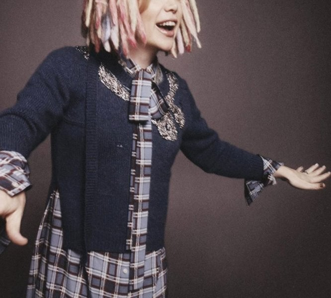 Lana Wachowski for Marc Jacobs