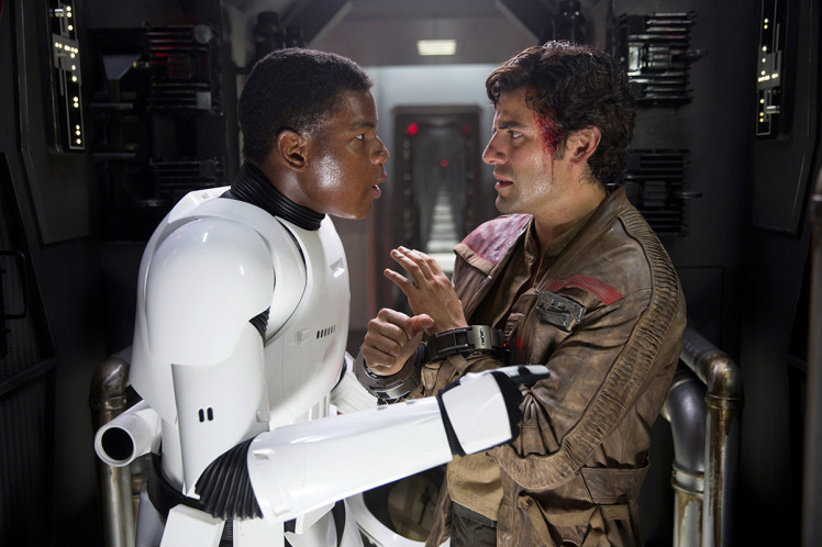 Star Wars Gay Romance