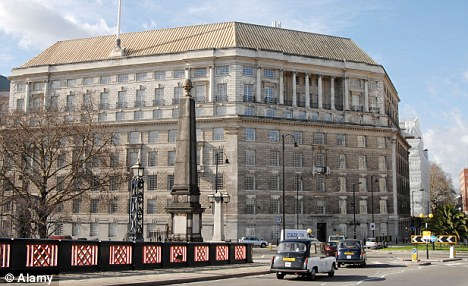 MI5 Tops Stonewall Top Employers List
