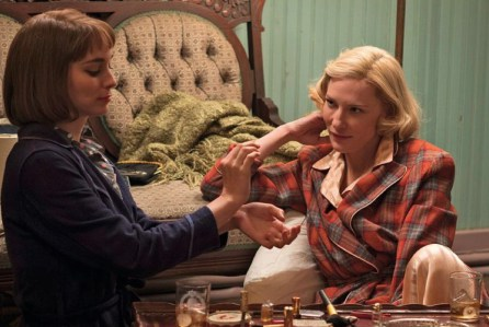 Carol Trailer Won't Be Shown Until Adjustments Are Made