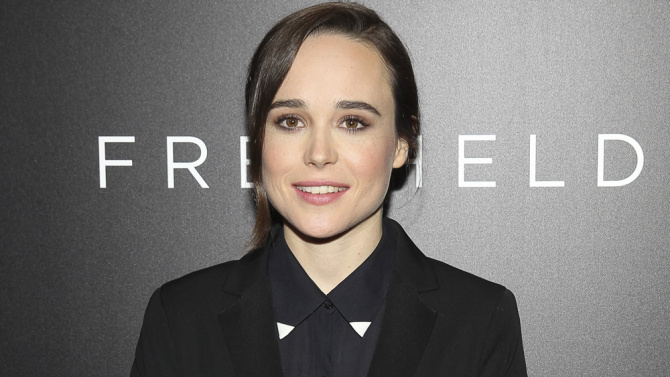 Ellen Page Gaycation