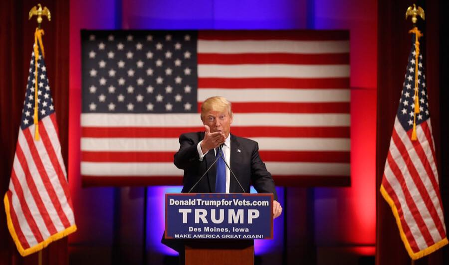 Donald Trump Will Overturn Gay Marriage
