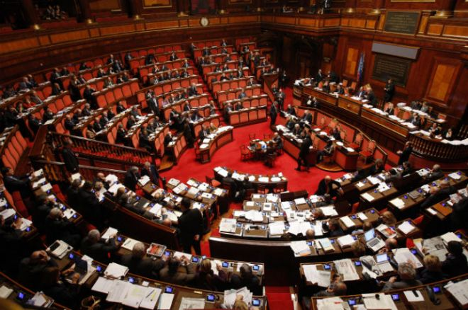 Italian Senate Civil Unions Bill