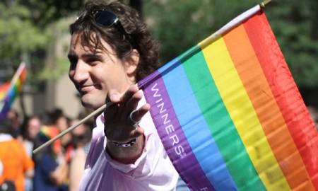 Justin Trudeau Toronto gay pride