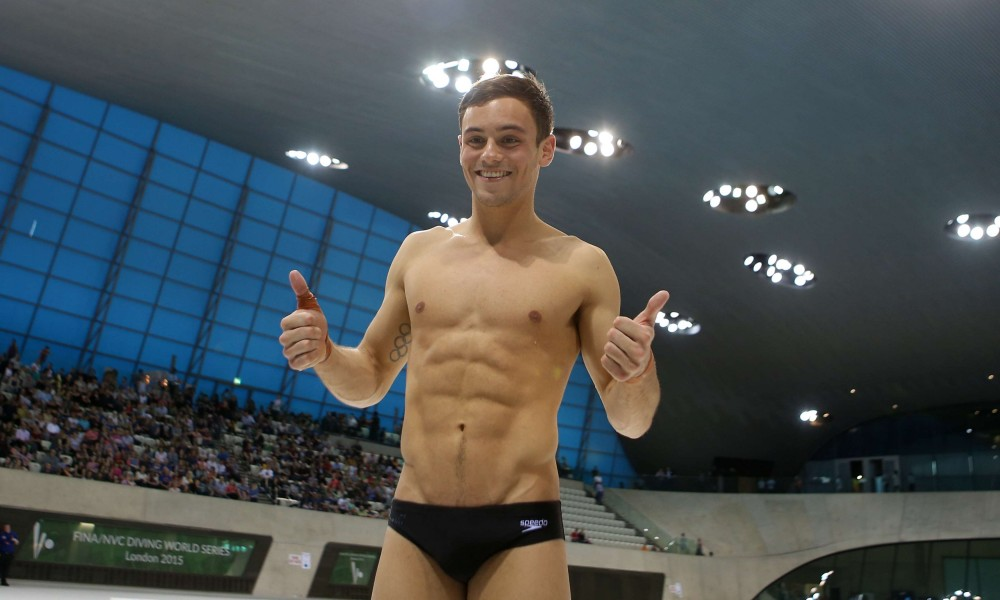 Tom Daley Rio Olympics