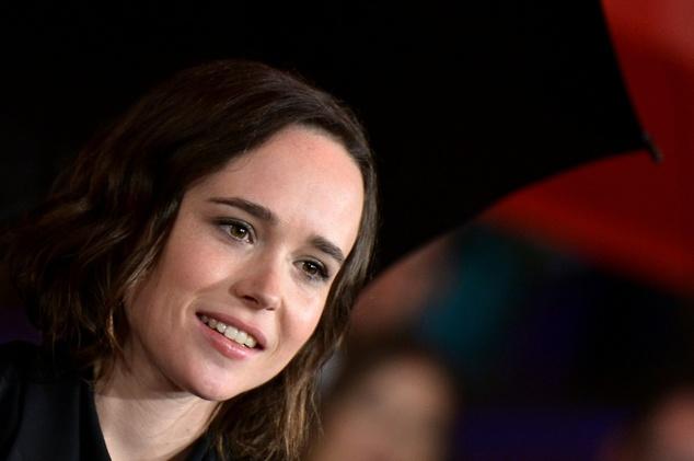 Ellen Page ©Tiziana Fabi (AFP/File)