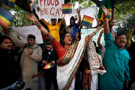 India May Repeal Anti-Gay Law