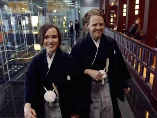 Ellen Page LGBT travel show