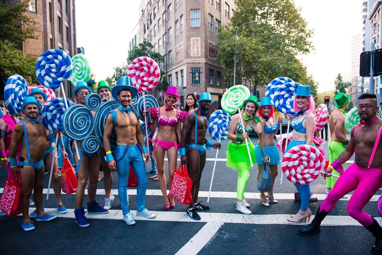 Sydney Lesbian and Gay Mardi Gras