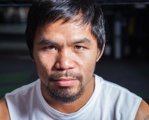 Manny Pacquiao has a new fight on his hands …