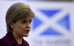 Nicola Sturgeon announces gender recognition pledge