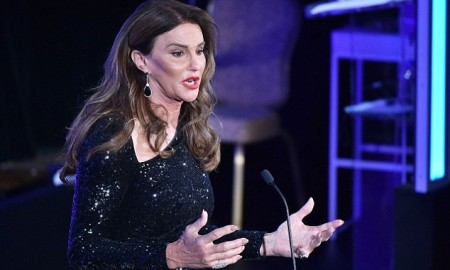 Caitlyn Jenner GLAAD Media Awards