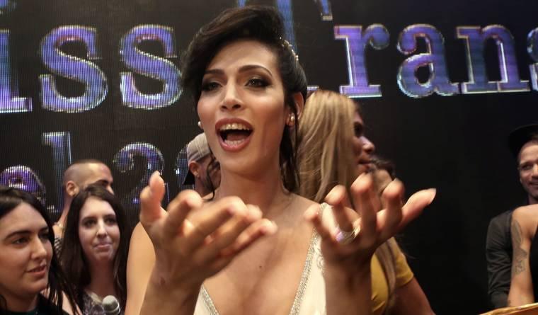 Israel's transgender pageant