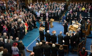 Kirk votes to recognise Ministers in same sex marriages