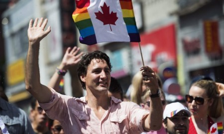 Justin Trudeau gender-neutral cards