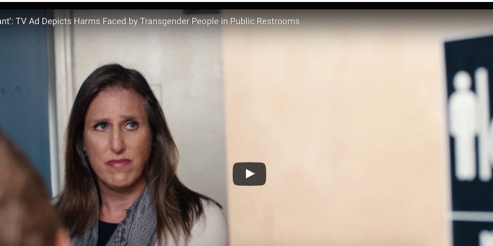 transgender tv ad