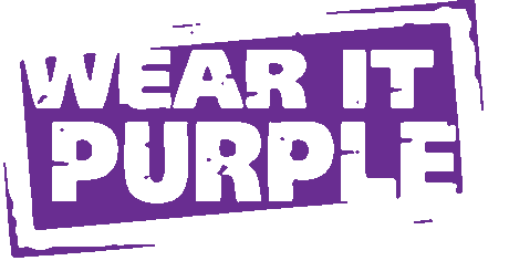 Wear it purple