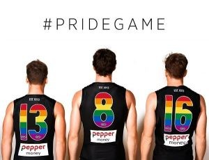 AFL launches first ever Pride match