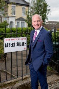 Lord Cashman to reprise his role in Eastenders