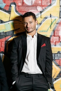 Exclusive interview with award winning writer, director and actor Jake Graf