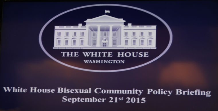 White House bisexual