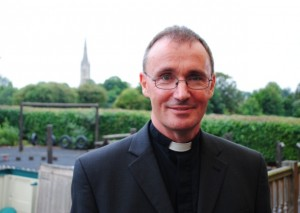 Bishop of Grantham reveals he is in gay relationship