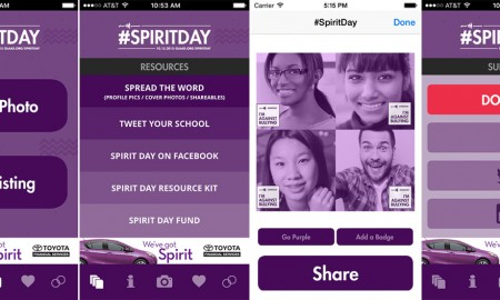 GLAAD Spirit Day App