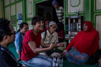 Indonesia transgender school