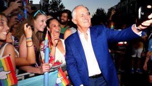 Malcolm Turnbull uninvited from attending Sydney Mardi Gras