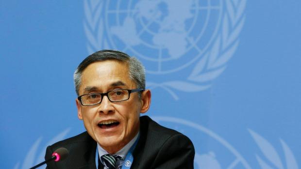 UN Vitit Muntarbhorn
