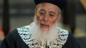Chief Rabbi condemned for 'gay death penalty' comment