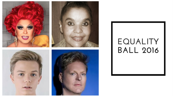 Peter Tatchell Foundation Equality Ball