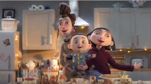 Sainsbury's Christmas ad praised for its diversity