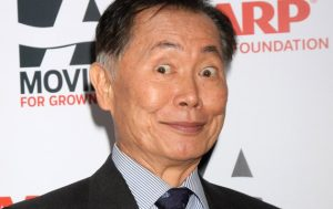 George Takei's election post:  'We must not despair'