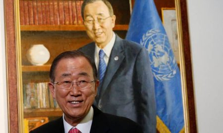 Ban Ki-moon LGBT rights