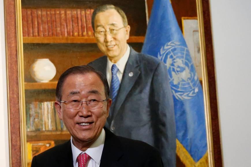 Ban Ki-moon LGBT rights