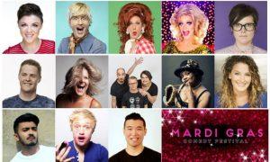 Mardi Gras Comedy Festival